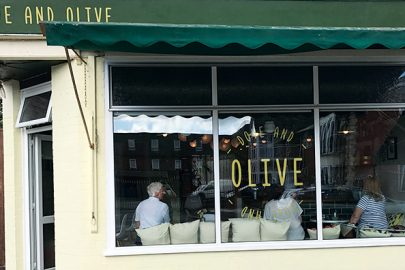 Bitesize News #15 - Dove and Olive, Taco Bell Bold Street