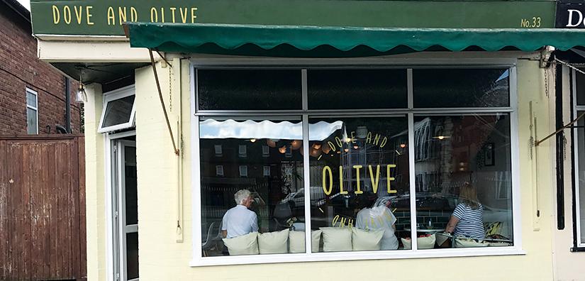 Bitesize News #15 - Dove and Olive, Taco Bell Bold Street