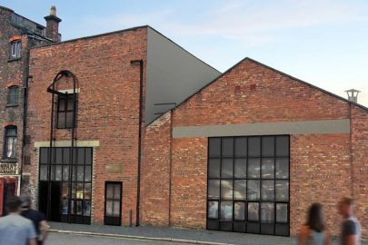 Baltic Triangle brewery, Higson's, Baltic Triangle, brewery