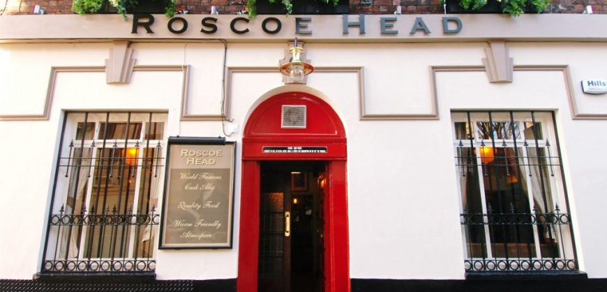 Roscoe Head, The Roscoe Head, Liverpool, CAMRA, Good Beer Guide