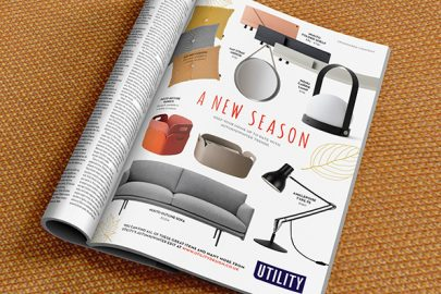 Autumn/winter trends by Utility Design - home interiors