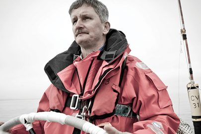 Liverpool 2018 skipper - Lance Sheperd interview - Clipper Round the World Yacht Race