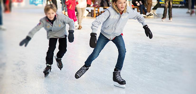 Kings Dock, ice rink