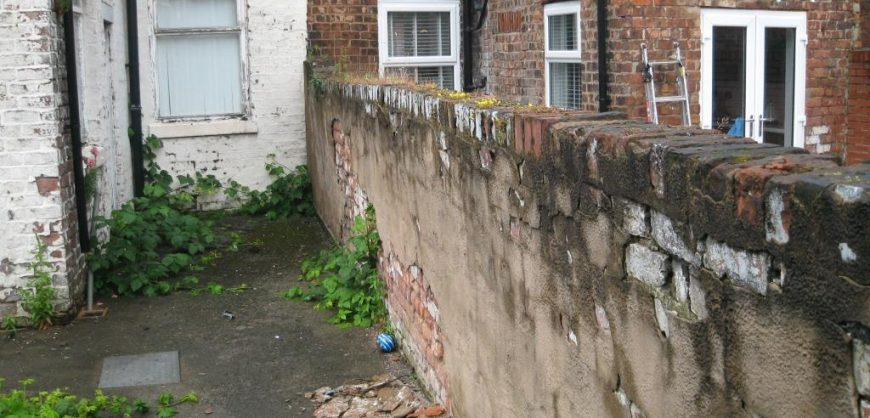 vacant properties, Liverpool City Council, Eastbourne Road, Walton