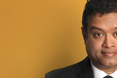 Interview: TV quizzer and stand-up comic Paul Sinha talks to Your Move