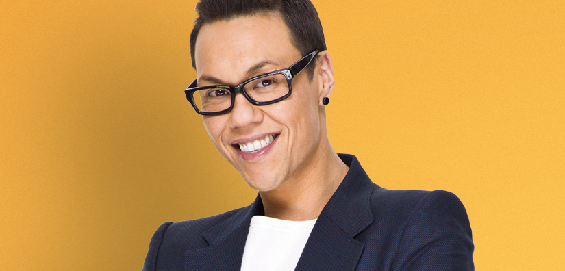 Interview: Style guru Gok Wan talks about his latest work