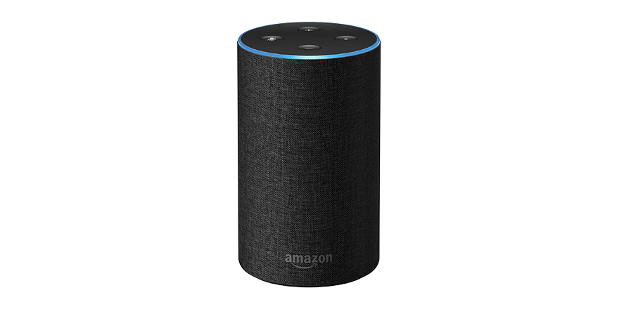 Christmas gifts for the home - Amazon Echo