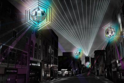 Kazimier, Bold Street, Liverpool, Christmas