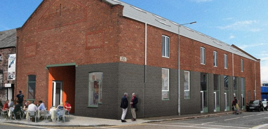 Triangle Car Wash: Baltic Triangle Car Wash Could Be Turned Into Businesses