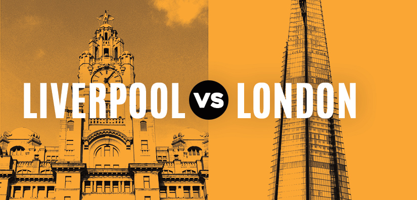 Liverpool vs London - comparing property markets