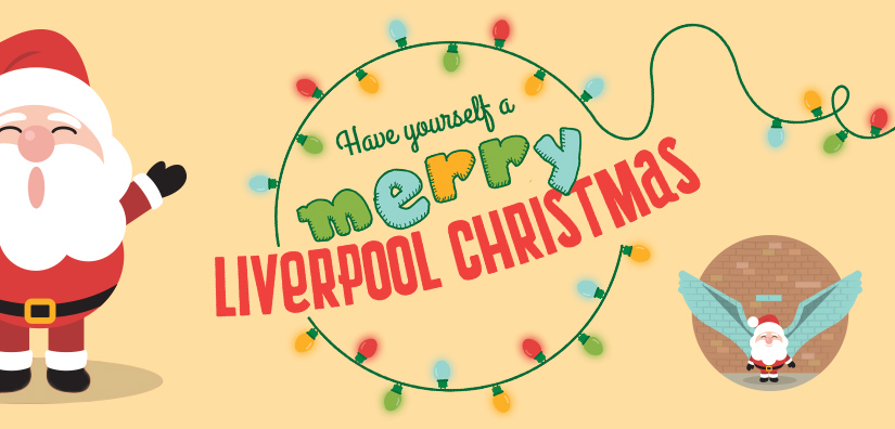 Christmas in Liverpool: Celebrate the festive season in style