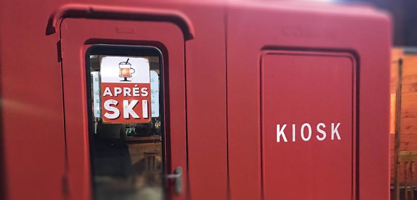Kiosk presents Bar Mont Blanc - Bar review, Liverpool