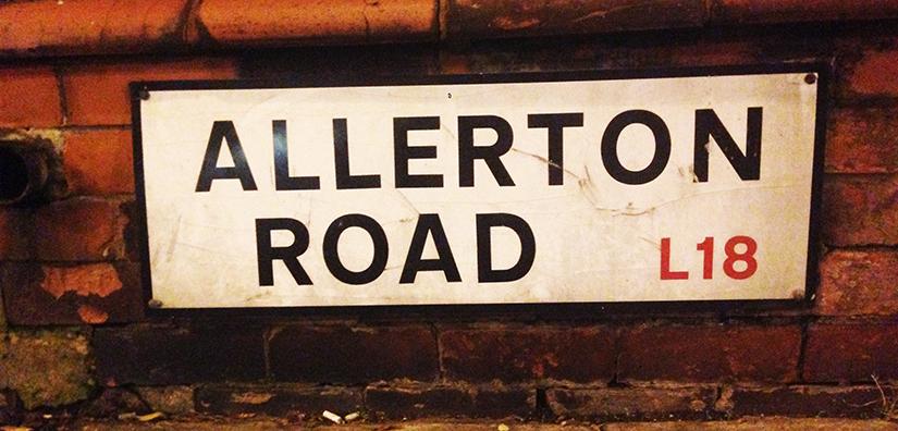 Allerton Road, Mossley Hill