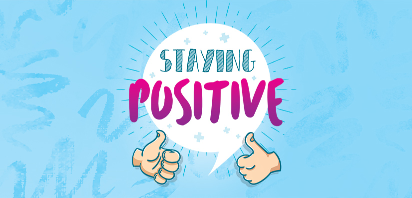 Staying positive: Tips for your home in 2018