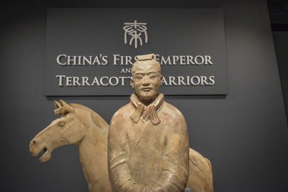 Review: 'China's First Emperor and the Terracotta Warriors'