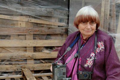 Liverpool Biennial, Agnes Varda