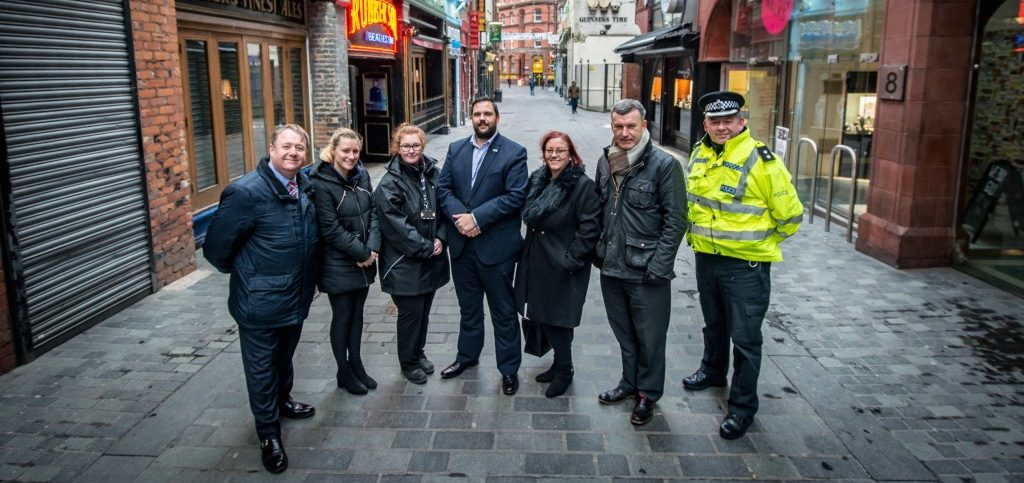Night Time Ambassadors To Support Bars Restaurants And Visitors