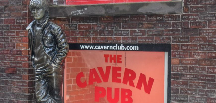 Beatles attractions, Cavern Quarter, The Beatles, Matthew Street