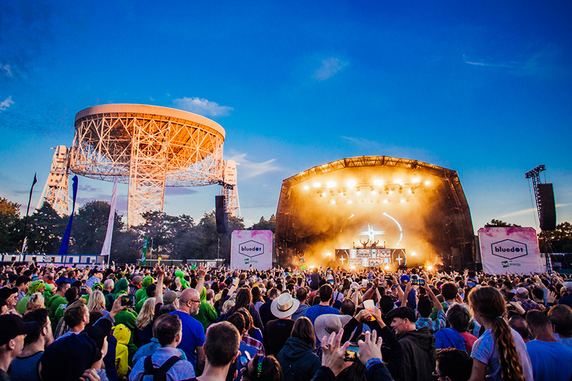 Festival Season 2018: Weekend getaways - Bluedot Festival