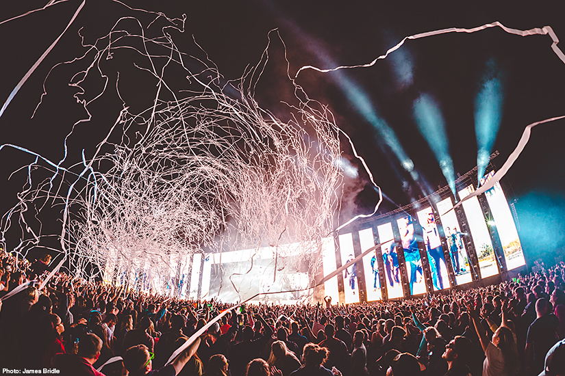 Festival Season 2018: Weekend getaways - Creamfields