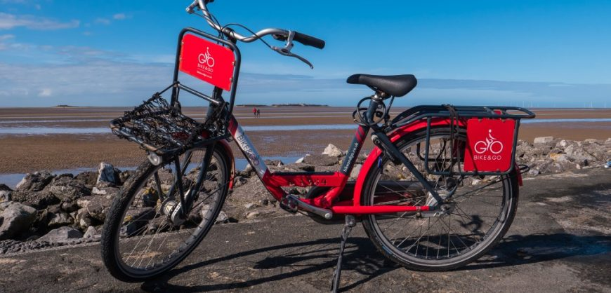 Bike & Go, Cycle to the Sands, mental health