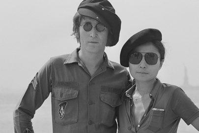 john, yoko, John Lennon, Yoko Ono, Double Fantasy, Museum of Liverpool