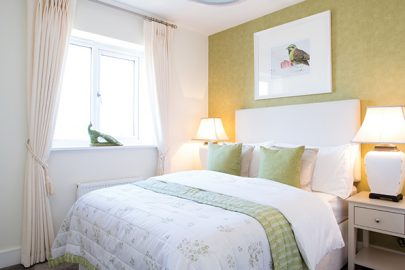 Market highlights: A floral burst brings these rooms to life