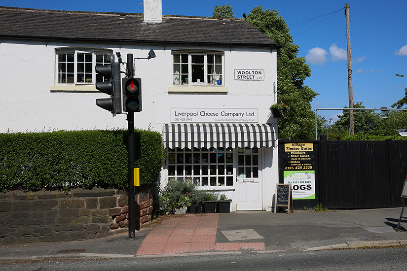 Village living: Woolton - A quaint village setting a stone's throw from the city