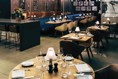Restaurant Review: Wheeler's of St. James's, The Pullman Hotel, Liverpool