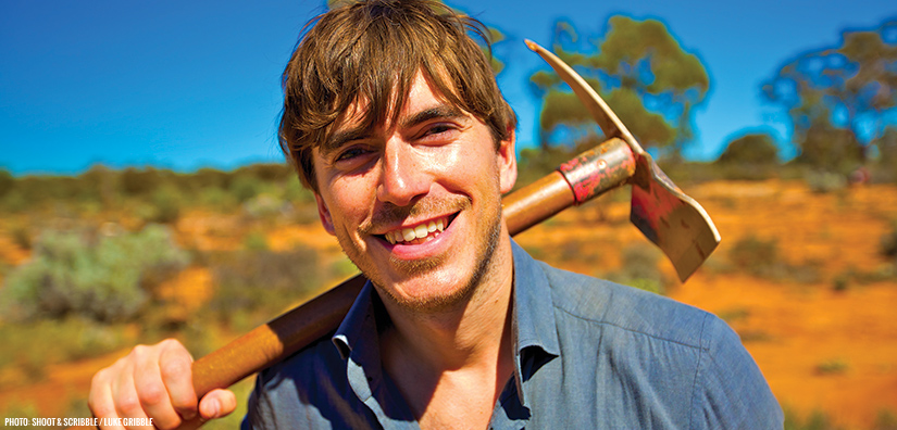 The Interview: Author and television presenter Simon Reeve on his new show and travels
