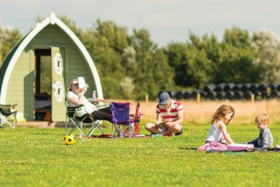 Camping near Liverpool - outdoor getaways close to the region