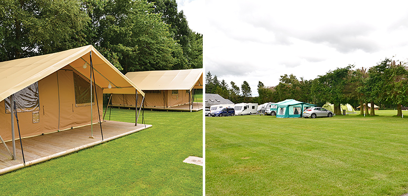 Camping near Liverpool - Friendly Club Bala