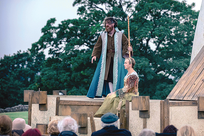 Liverpool outdoor arts & entertainment - William Shakespeare's 'The Tempest'