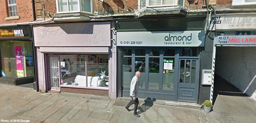 Almond Restaurant