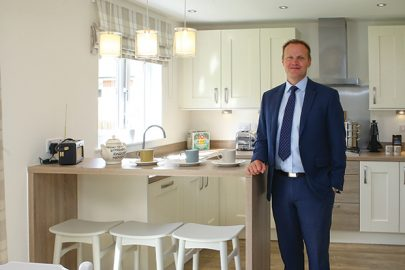Family Values: Stewart Milne Homes North West managing director Paul Challinor talks to YM Liverpool