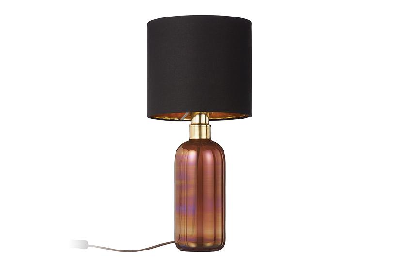 Endon Waldorf table lamp 61149 Copper