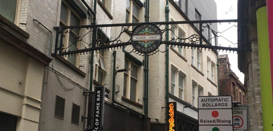 Mathew Street