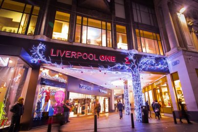 Christmas, Liverpool ONE