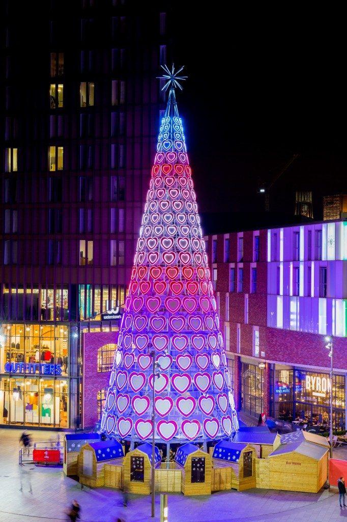 Christmas, Liverpool ONE