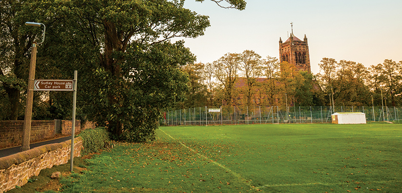 Where to live: Retiring in Mossley Hill - South Liverpool Guide