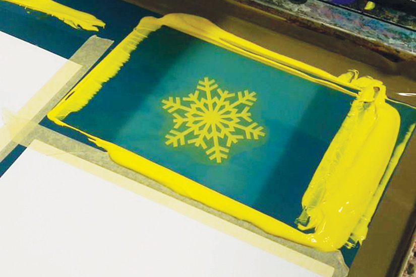 Print your own Christmas Cards at the Bluecoat