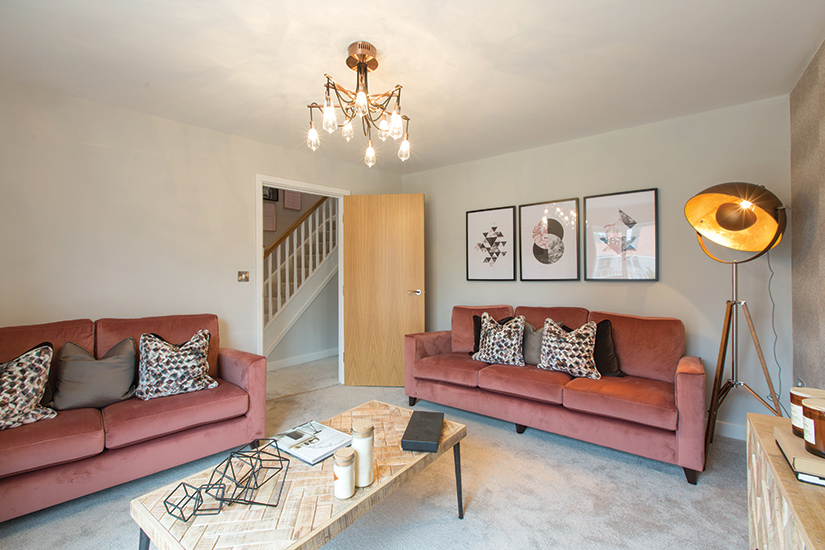 Market highlights: Lovely homes with autumnal tones
