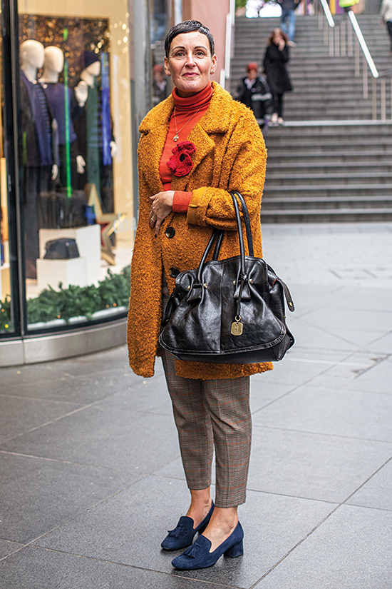 Liverpool street fashion: Standout looks and latest trends - Autumn/Winter
