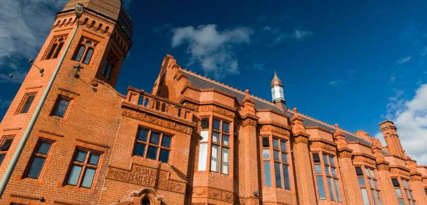 The Florrie, Florence Institute, Historic England
