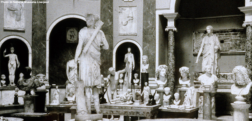 Ince Blundell - Roman sculpture collection