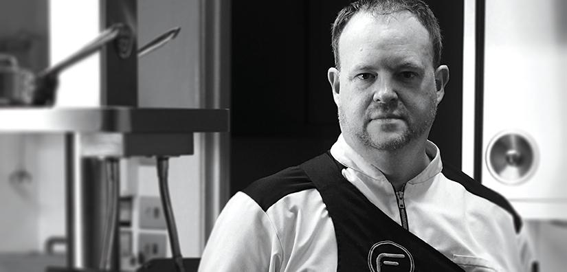Fraiche start: interview with Michelin star chef Marc Wilkinson