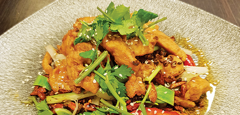 Geleshan Chicken: Authentic Chinese recipe by Jin Restaurant, Liverpool