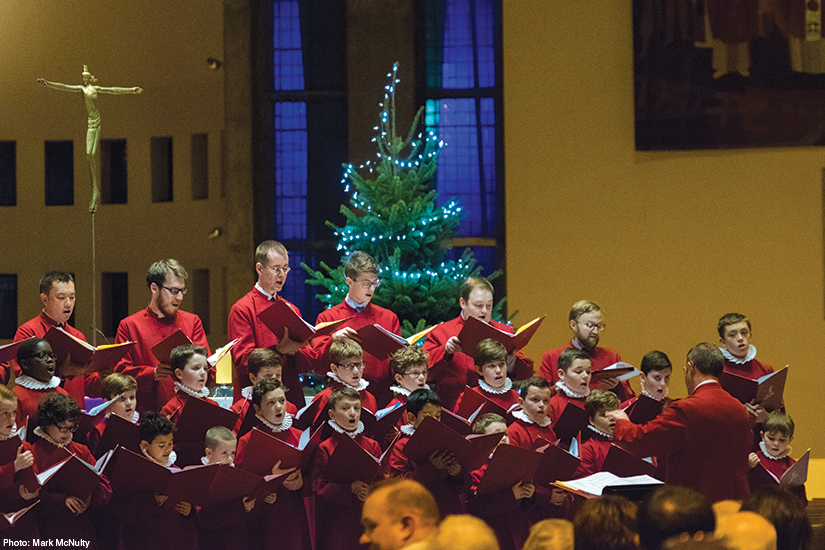 Christmas Countdown: Festive family fun in Liverpool - Choir sing-a-long