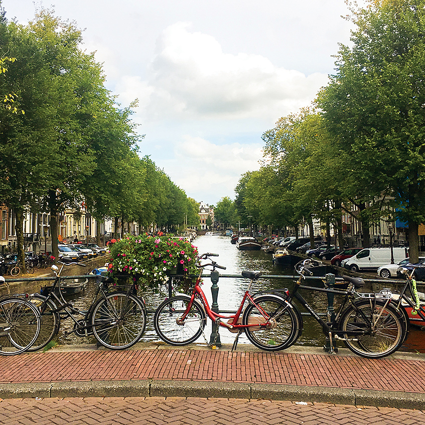 Travel from Liverpool guide - Amsterdam Netherlands