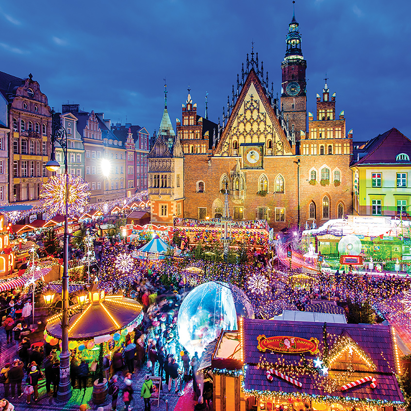 Travel from Liverpool guide - alternative Christmas markets